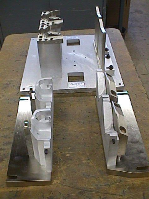 Alumi-Nex Mold, Inc, Webster, MA, Trimming Units