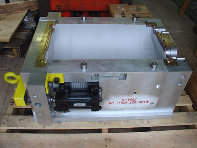 Services offered at Alumi-Nex Mold, Inc., Webster, MA